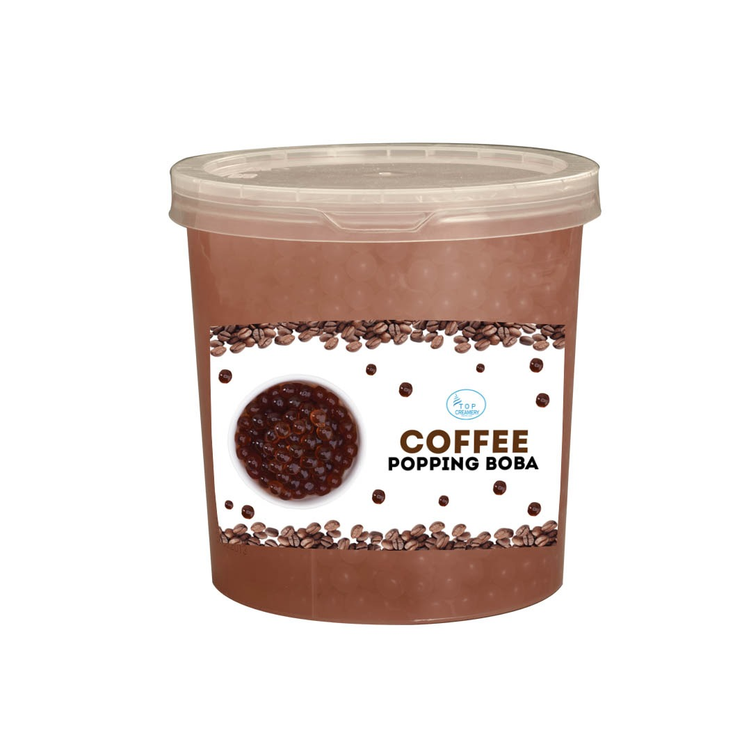 Coffee Popping Boba
