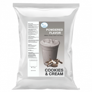 Cookies and Cream Powdered Flavor