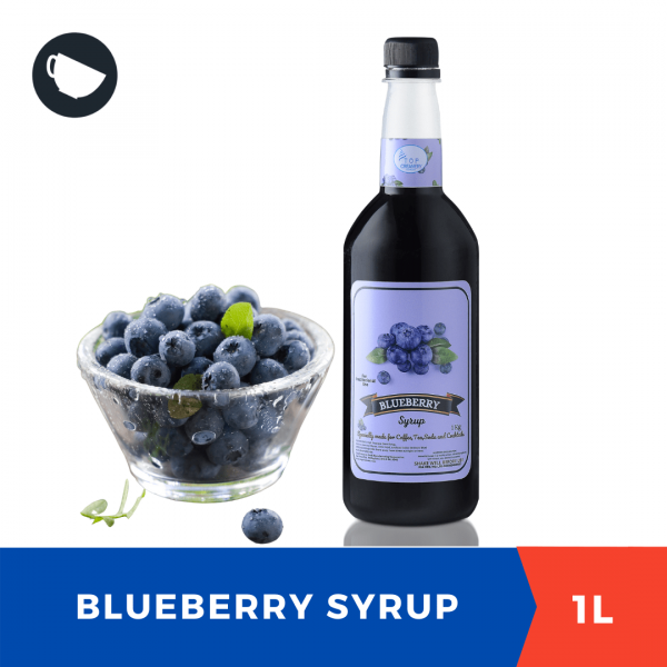 Blueberry Syrup