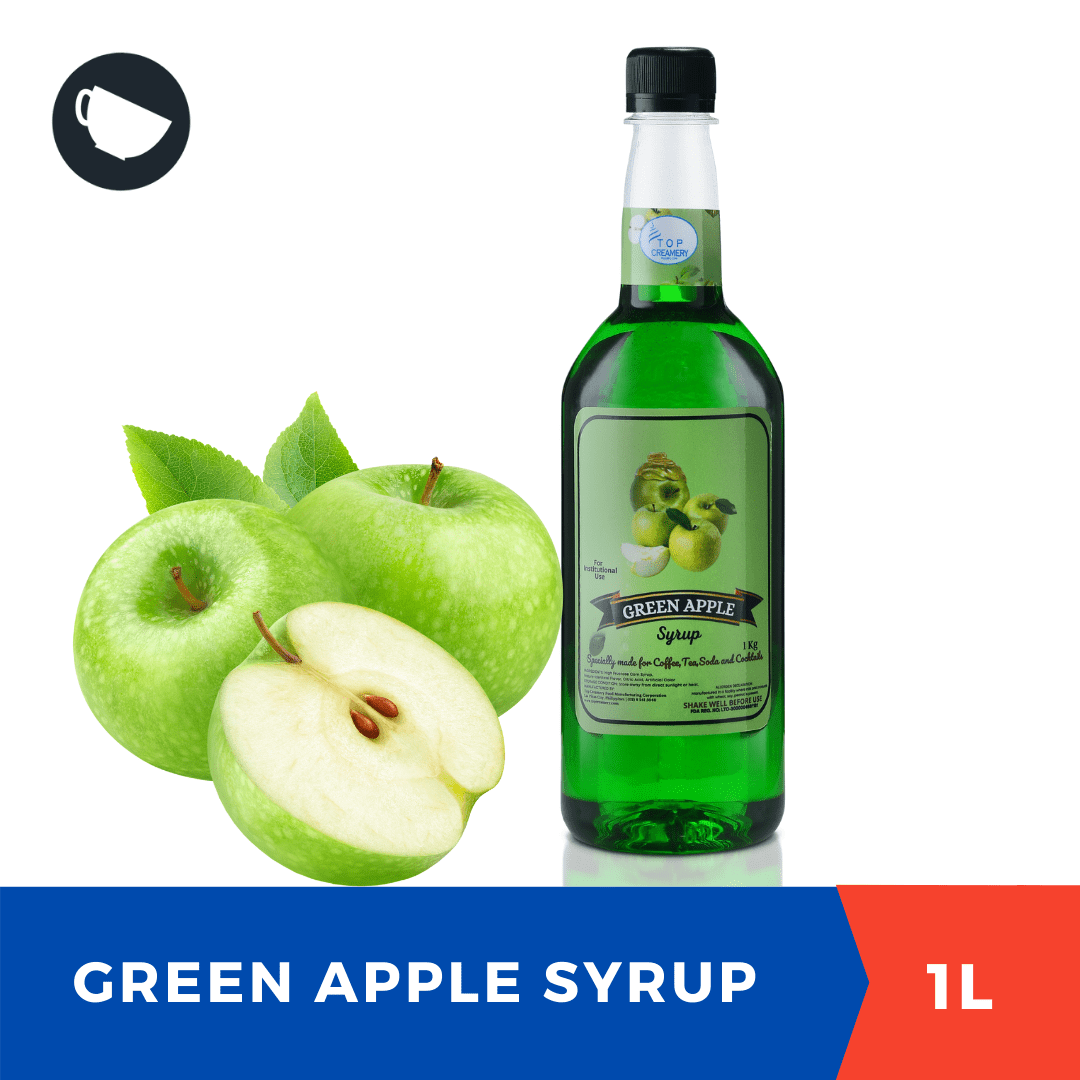Green Apple Syrup