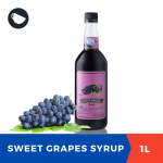 Sweet Grapes Syrup